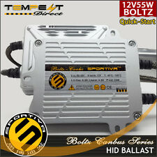 2 TRUE 55Watts Boltz CANBUS HID Xenon Conversion Replacement AC Digital Ballasts