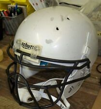 SCHUTT YOUTH DNA PRO PLUS ADULT FOOTBALL HELMET - LARGE - WHITE