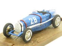 Brumm Diecast R174 Bugatti Type 59 1933 Blue #28 1 43 Scale Boxed