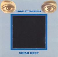 URIAH HEEP-LOOK AT YOURSELF NEW VINYL RECORD