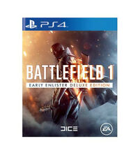 Battlefield 1: Early Enlister Deluxe Edition (Sony PlayStation 4, PS4)