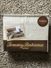 Tommy Bahama Montauk Drifter twin sheet set new in original packaging