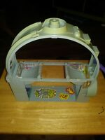 Technodrome Main Middle Body Part Only Teenage Mutant Ninja Turtles 1990
