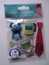 EK Success JOLEE's BOUTIQUE No 1 Dad dimensionale ADESIVI NUOVO con confezione * LOOK *