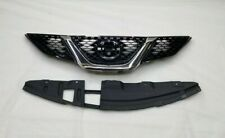 Nissan Qashqai 2013 - 2017 Grille With Camera Hole 623104EA0A