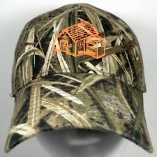 HomeMaide Brand House Logo Camo Hat Trucker Embroidered Cap Rare With Sticker