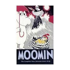 Moomin: Bk. 4: The Complete Tove Jansson Comic Strip - HardBack NEW Jansson, Tov