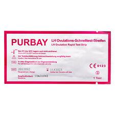 50 x Purbay Ovulationstest Streifen 10 miuml LH ovulation test