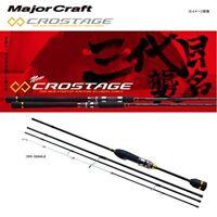 NEW Major Craft Cross Stage Rock Fish Pack Rod  4 Piece Rod CRX-T764L Japan