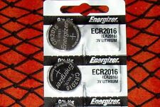 Replacement batteries for CASIO G-Shock DW-8040G    2 Pc's  Energizer CR2016