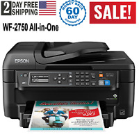 Epson Printer Machine Fax Scanner Copier All In One Wireless Laser Sharp Wi-Fi