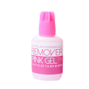 Eyelash Extension Remover Gel 15ml High quality Cosmetic Grade Made in Korea