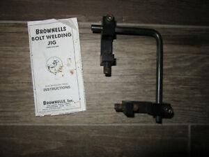 Brownells Bolt Welding Jig