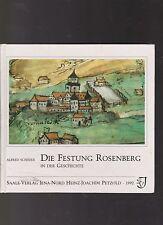 Le Dr Alfred Schäfer-la forteresse Rosenberg dans l'histoire
