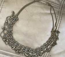 Necklace Germany Antique Intricate Silver