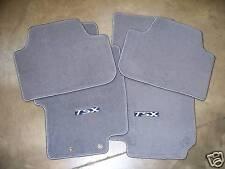 Genuine OEM 2006-2008 Acura TSX Gray Carpet Floor Mat Set