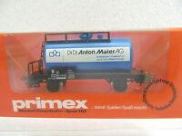 MES-37966 Märklin Primex 4591 H0 Kesselwagen DB 0021112-6 Anton Maier