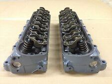 87-93 Ford Mustang Stock GT 302 HO Engine Cylinder Heads MACHINED REBUILT E7TE