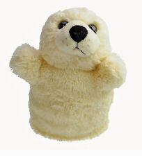 Marionnette peluche Phoque super doux achat vente doudous pas cher, jouet, neuf