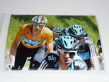 Bradley Wiggins Tour De France 2012  7 x 5  Photo 3