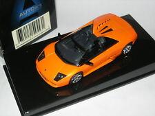 Auto Art 1:43 54553 Lamborghini Murcielago Concept Coche Metallic Naranja