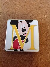 Disney Pin Alphabet Mystery Collection - Mickey Mouse