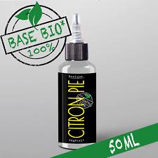 E-liquide Bio* Tarte Citron 50%MPVG|50%VG 50ml E-Cigarette 🔥PRIX PROMO🔥