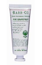 Barr Co Fir & Grapefruit Mini Hand Cream by k Hall designs 1 oz Tube