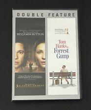 Curious Case of Benjamin Button/Forrest Gump DVD 2 Disc Double Feature