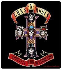 Sticker Guns N' (and) Roses Appetite For Destruction Album Art Music Band Decal