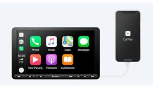 "SONY XAV-AX8000 22.7 cm (8.95"") Media Receiver with Bluetooth"
