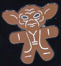 Star Wars Gingerbread Mystery Yoda Disney Pin 107221