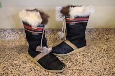 TECNICA animal hair boot size 41 (bota600