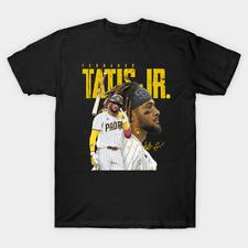 Fernando Tatis Jr T-Shirt Black S-3XL