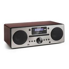 Radio stéréo portable Micro chaîne Tuner FM DAB Lecteur CD Fonction Bluetooth