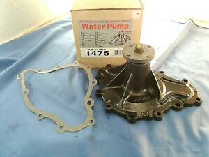 Pontiac V8 Water Pump Cast # 488296, 8 8 Date 1969-1981 appl Ref 43102 58-303