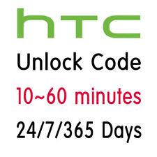 VERIZON HTC ONE S V X M6 M7 M8 M9 A9 SV DESIRE 320 510 626 UNLOCK CODE FAST