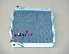 Aluminum Radiator for Toyota Hilux LN85 LN86 2.8L Diesel Manual 88-95 92 93 94