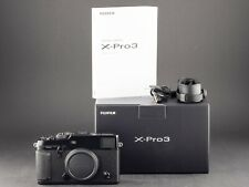 Fuji X-Pro3 schwarz vom 19.12.19 FOTO-GÖRLITZ Ankauf+Verkauf