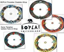 AFRICA BOPLA Porzellan Schweiz grosser Essteller 27cm Dinner Plate Fleischteller