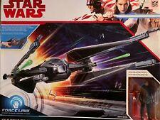 Star Wars Force Link Kylo Ren's TIE Silencer