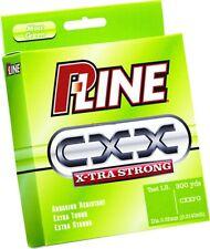 P-Line CXXFG-8 CXX X-Tra Strong Mono Filler Spool 8lb 300yd Moss Green