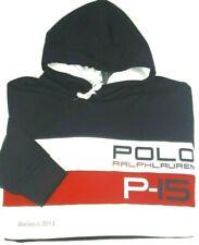 New listing Polo Ralph Lauren Men's P-15 Sailing Hoodie Usa Flag Navy Size Big&Tall 2Xb