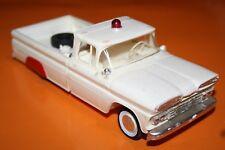 Original Issue AMT 1960 Chevrolet C10 Truck Built Up Plastic Model Car Kit