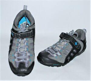 Specialized BG Tahoe Womens Cycling Shoes Size 7.5 Gray Black Mountain Bike