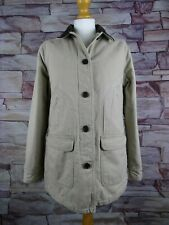LANDS END womens coat padded winter Small UK 10-12