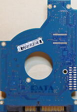 "PCB 100660535 Rev. B Seagate 320 Gb / 500 Gb HDD 2.5"" SATA Logic Board"