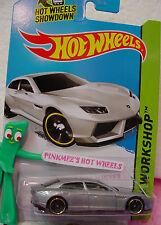 Hot Wheels 2014 HW City 2015 Ford Mustang GT Jaune Usine Scellé