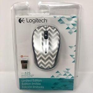 Logitech M325 910-004161 Wireless Optical Mouse Zany
