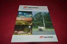Ingersoll Rand Portable Light Towers Dealer's Brochure DCPA6
